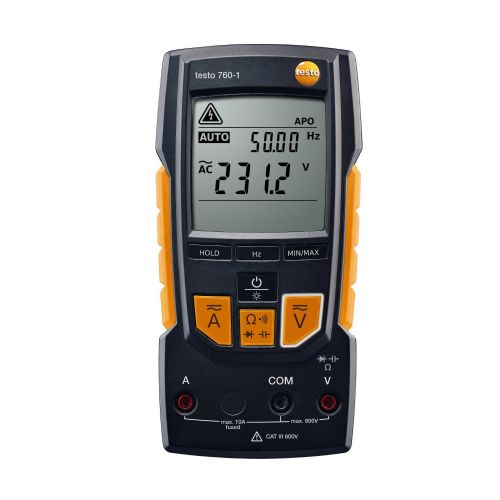testo 760-1 - Electrical Testing Digital Multimeter 0590 7601